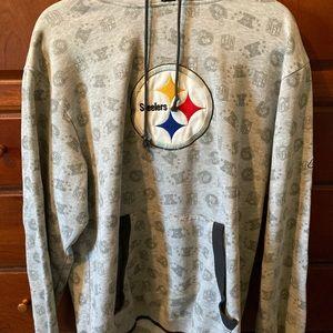 Official NFL Pittsburg Steelers hoodie